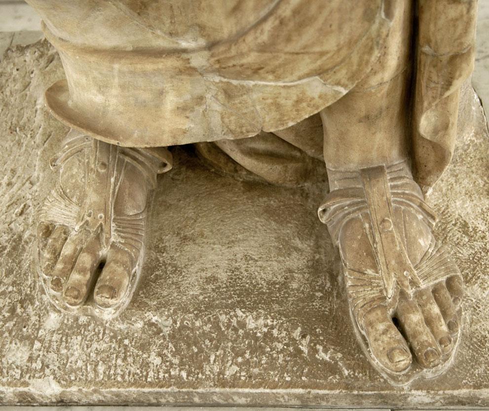 Naples, National Archaeological Museum. Demetrius Phalereus. San